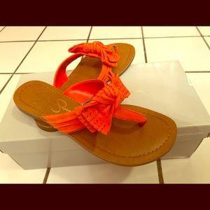 Jessica Simpson sandals size 5 1/2